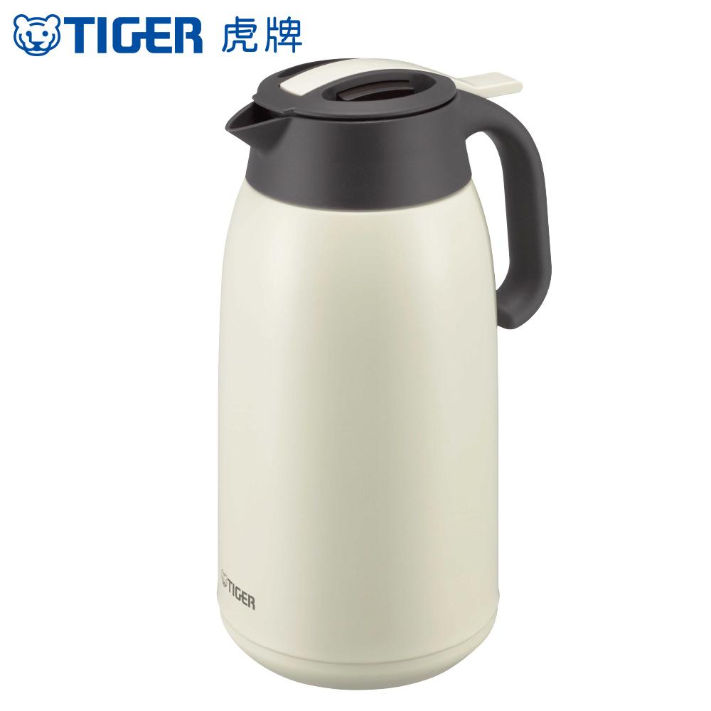 TIGER虎牌 2.0L提倒式不鏽鋼保冷保溫熱水壺(PWM-B200)