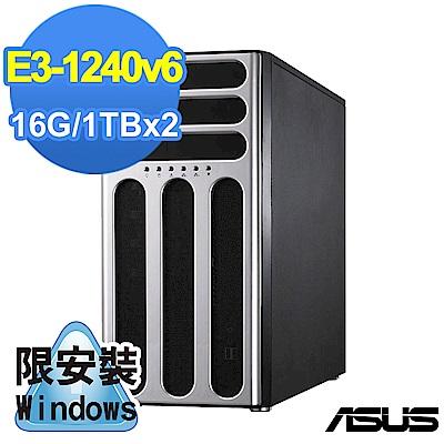 ASUS TS300-E9 E3-1245v6/16G/1TBx2/FD