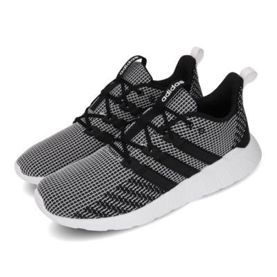adidas 慢跑鞋 Questar Flow 運動休閒 男鞋