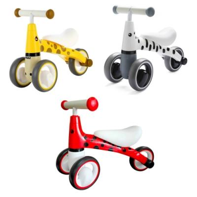 [買車送車限定56折]MINI幼兒平衡滑行車(顏色任選,適合1-3歲的寶寶)加送14cm維京玩具車一台(款式隨機)