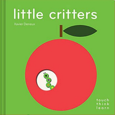 Touch Think Learn:Little Critters 小動物厚紙硬頁認知書