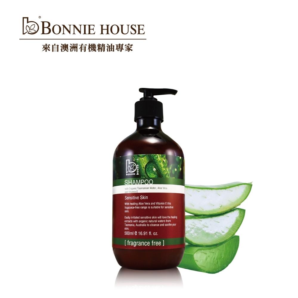 Bonnie House Tasmania泉水呵護洗髮乳500ml