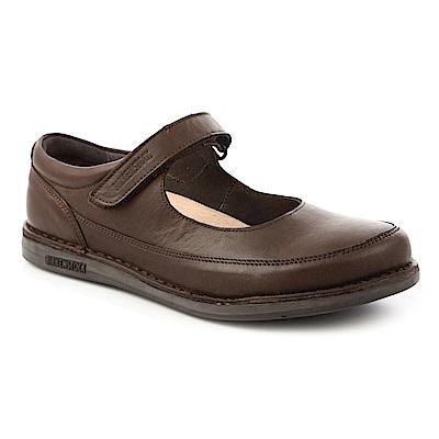 勃肯BIRKENSTOCK 1004282。JUNE瓊 休閒包鞋(咖啡色)