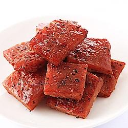 新東陽 I-mini黑胡椒厚片肉乾(105g)