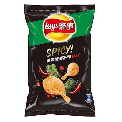 樂事 香辣烤海苔味洋芋片 (97g)