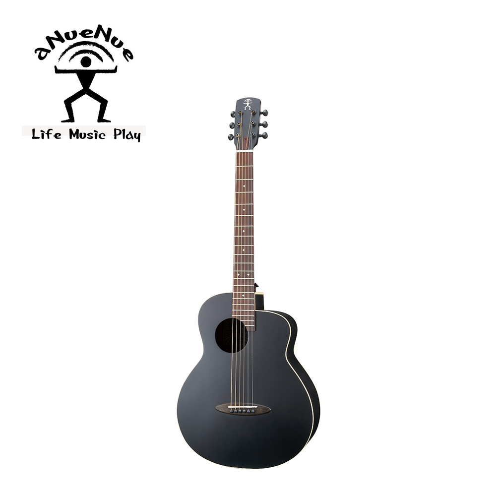 aNueNue ML16E 黑鳥面單電民謠黑木吉他