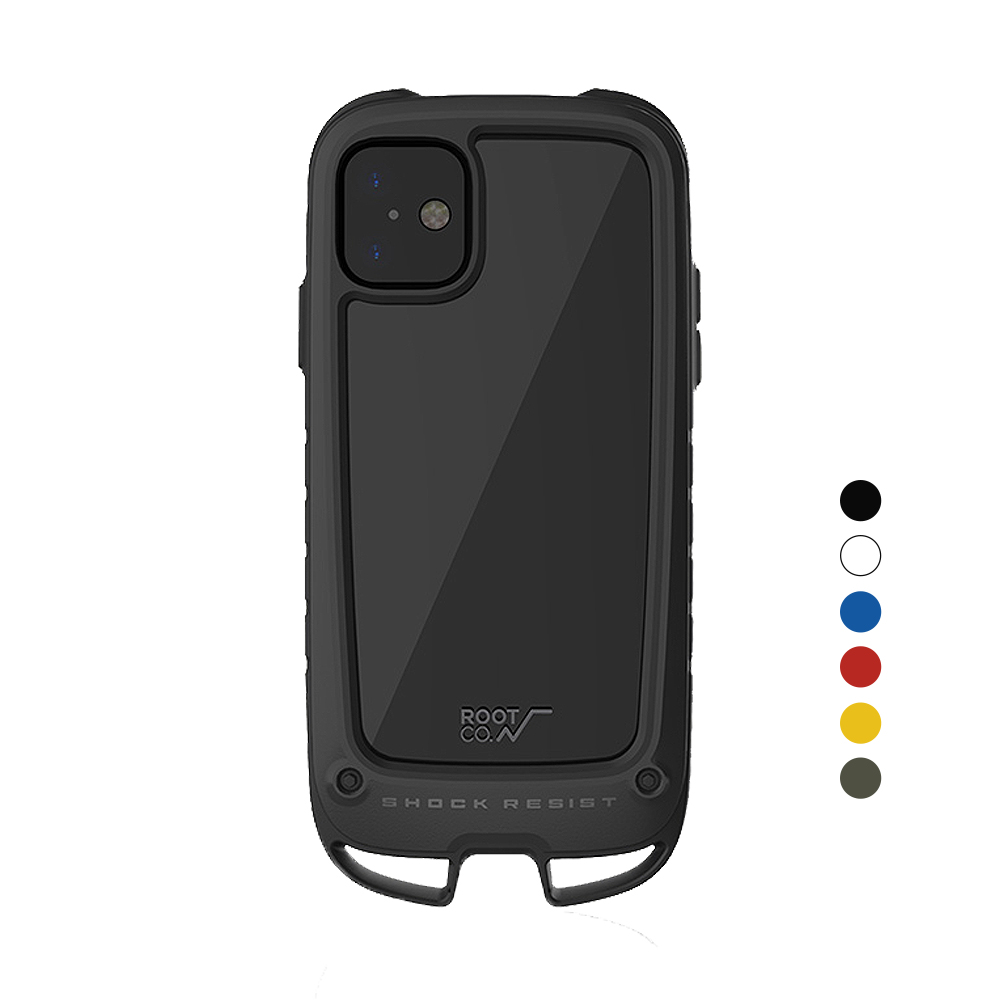 ROOT CO.-Gravity Hold. iPhone 11 手機殼系列 product image 1