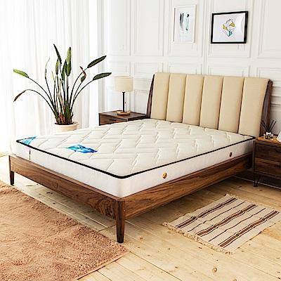 時尚屋 瓦妮爾天絲棉舒柔6尺加大雙人獨立筒彈簧床墊