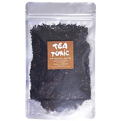 Tea Tonic巧克力&紅茶密封包有咖啡因60g