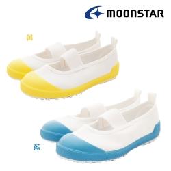 新品任選★日本月星頂級童鞋 日製鐵氟龍室內鞋