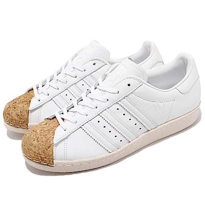 adidas 休閒鞋 Superstar 80s 女鞋