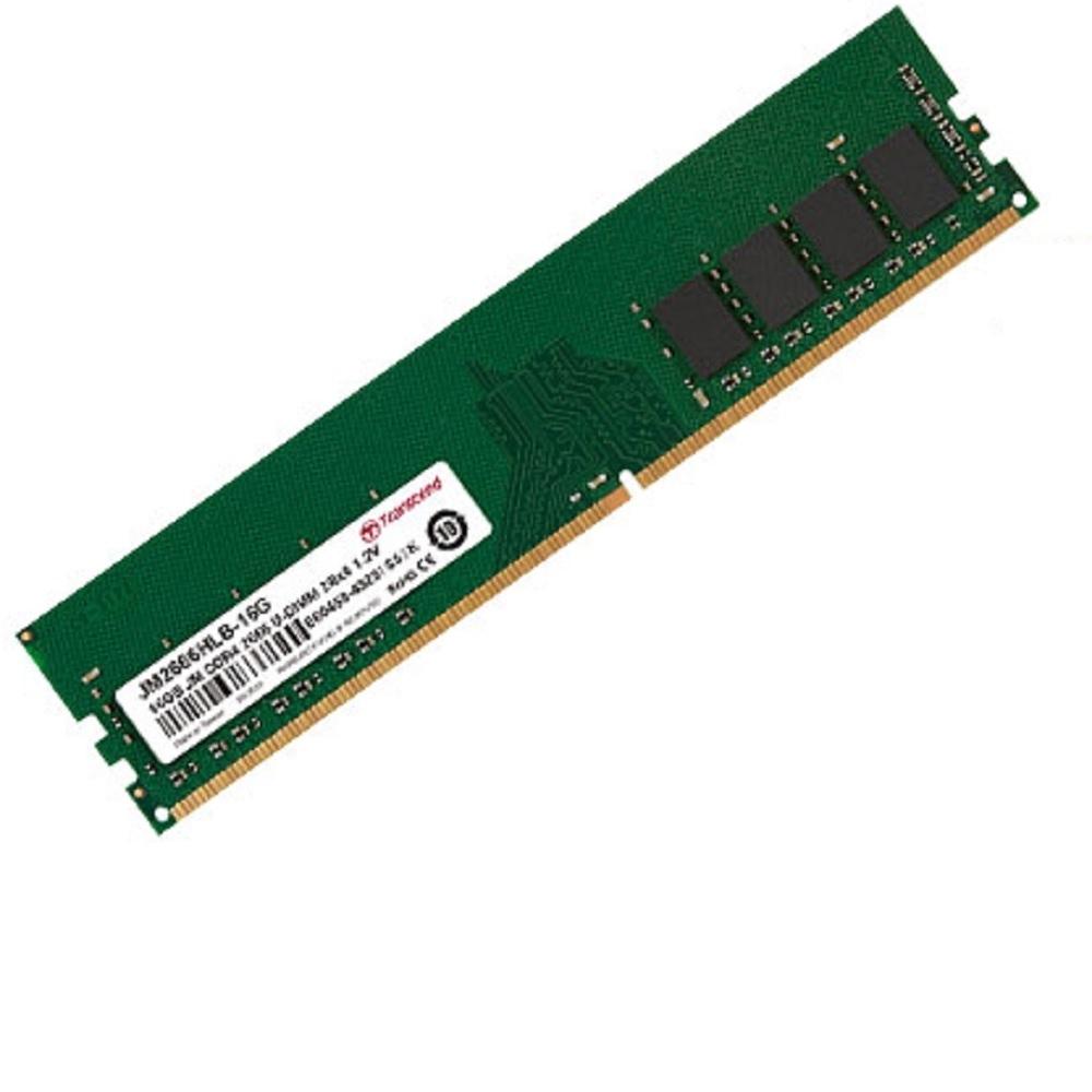 創見JetRam DDR4 2666 16G 桌上型記憶體
