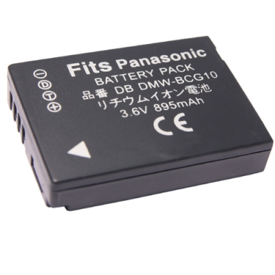 Kamera 鋰電池 for DMW-BCG10 (DB-DMW-BCG10)