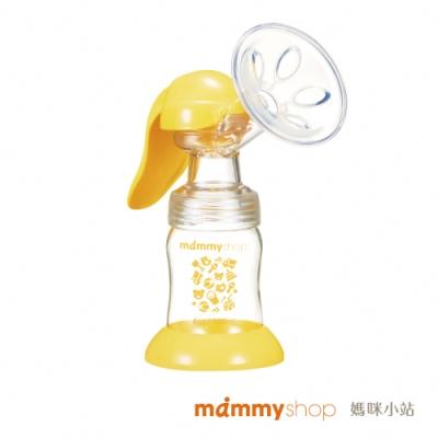 【媽咪小站】母感紓壓手動吸乳器