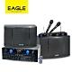 【EAGLE】專業級影音三件組 A-200+ES-K08+EWM-L368U product thumbnail 1