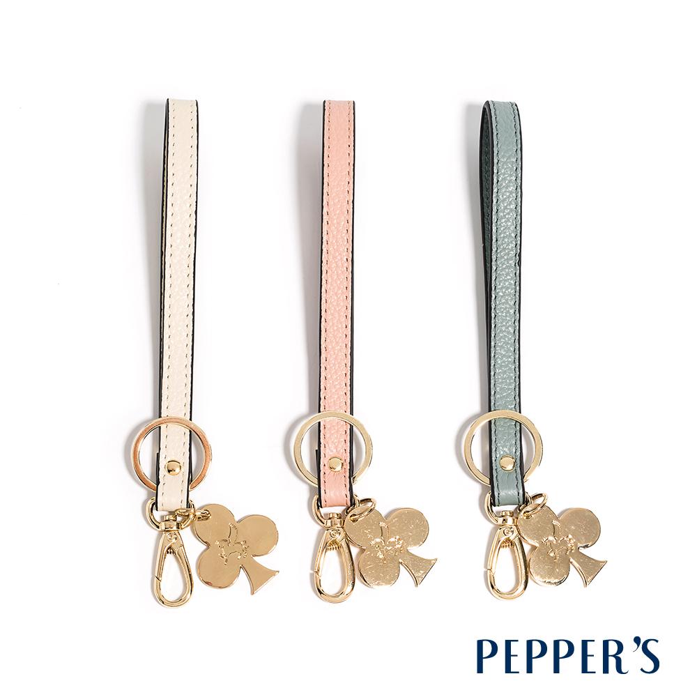 PEPPER`S Doris 牛皮細手挽帶 - 3色