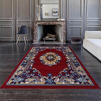 Ambience 比利時Shiraz 地毯(加大)-巴洛克紅 (190x280cm)