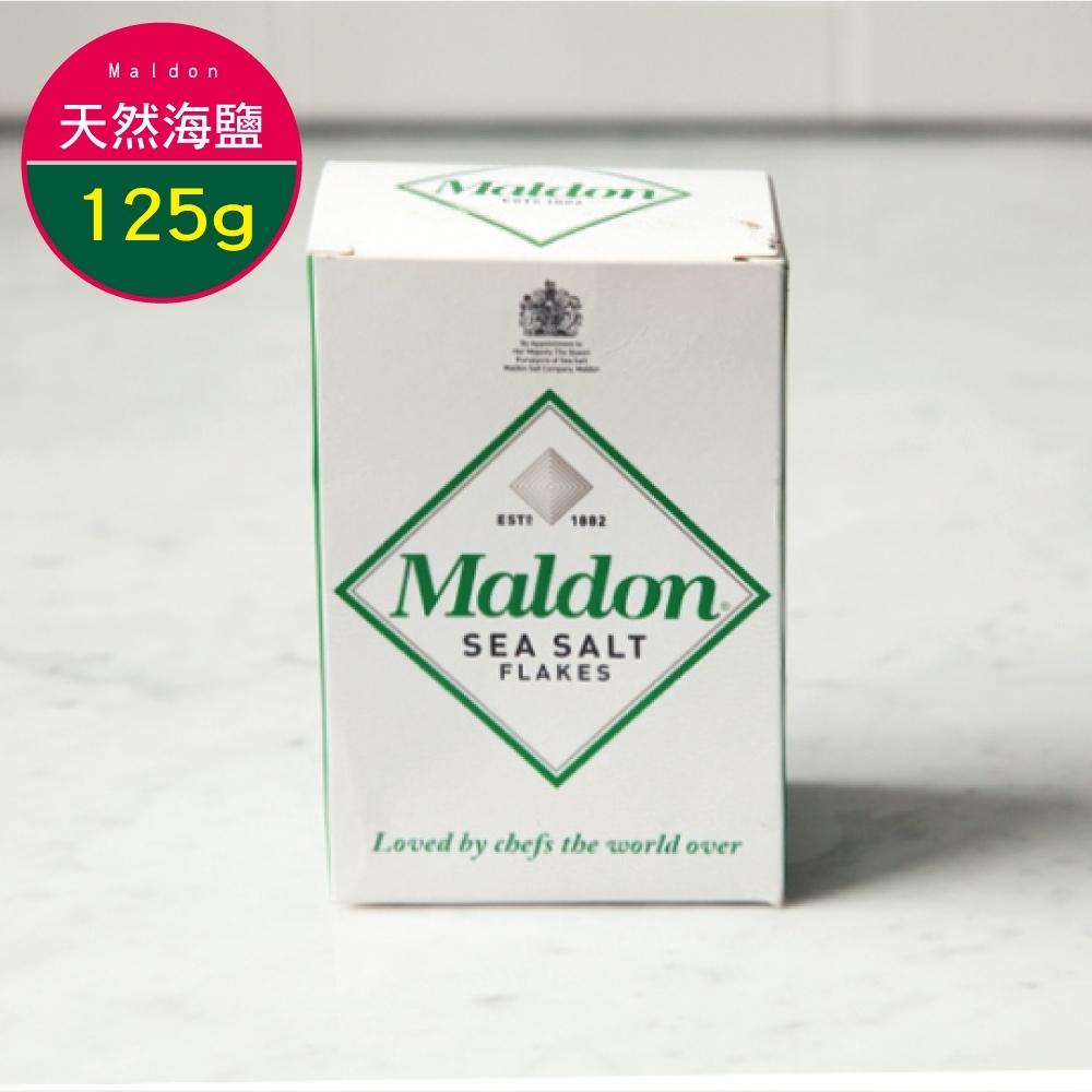 英國馬爾頓 天然海鹽 MALDON SEA SALT 125G