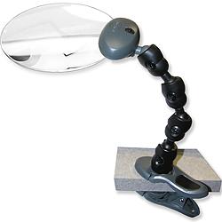 CARSON Attach LED 彎彎夾式放大鏡