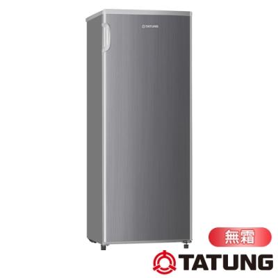 [館長推薦] TATUNG大同 158L 直立式冷凍櫃 TR-158SFH-TS