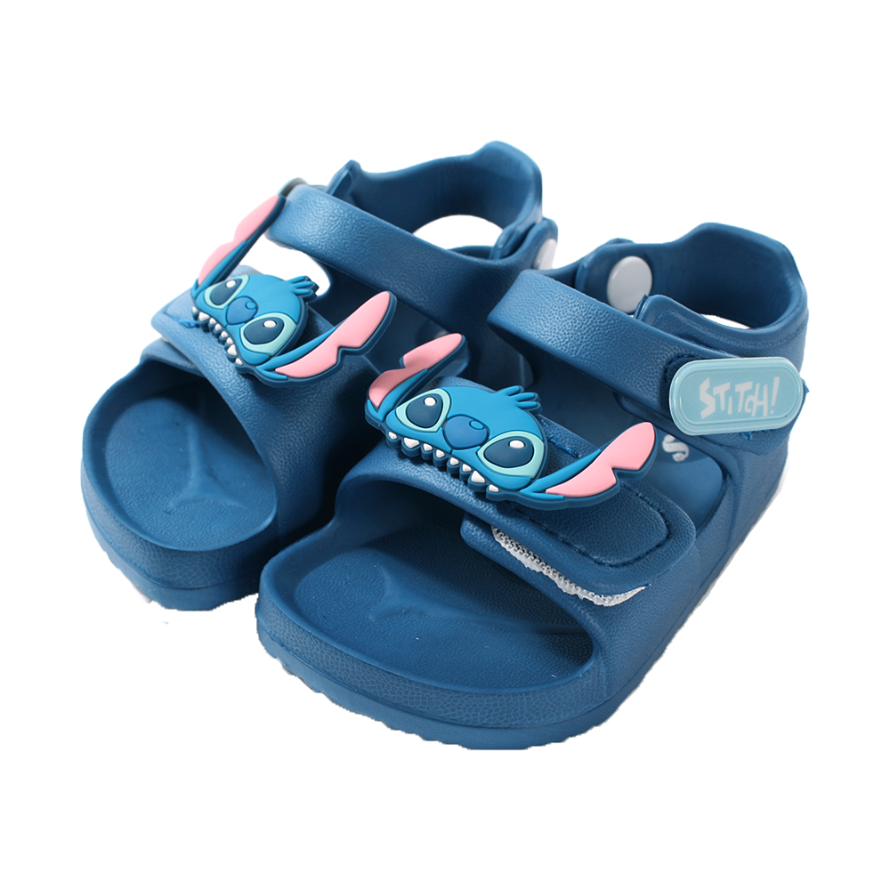 迪士尼史迪奇極輕涼鞋 sk0827 魔法Baby