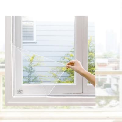 OZAWA大澤 自黏密網纖維防蚊紗窗 x2入(防蚊蟲/安裝簡單/可DIY剪裁)