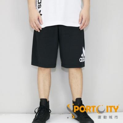 ADIDAS MH BOS Short SJ 男運動短褲 黑 DT9949