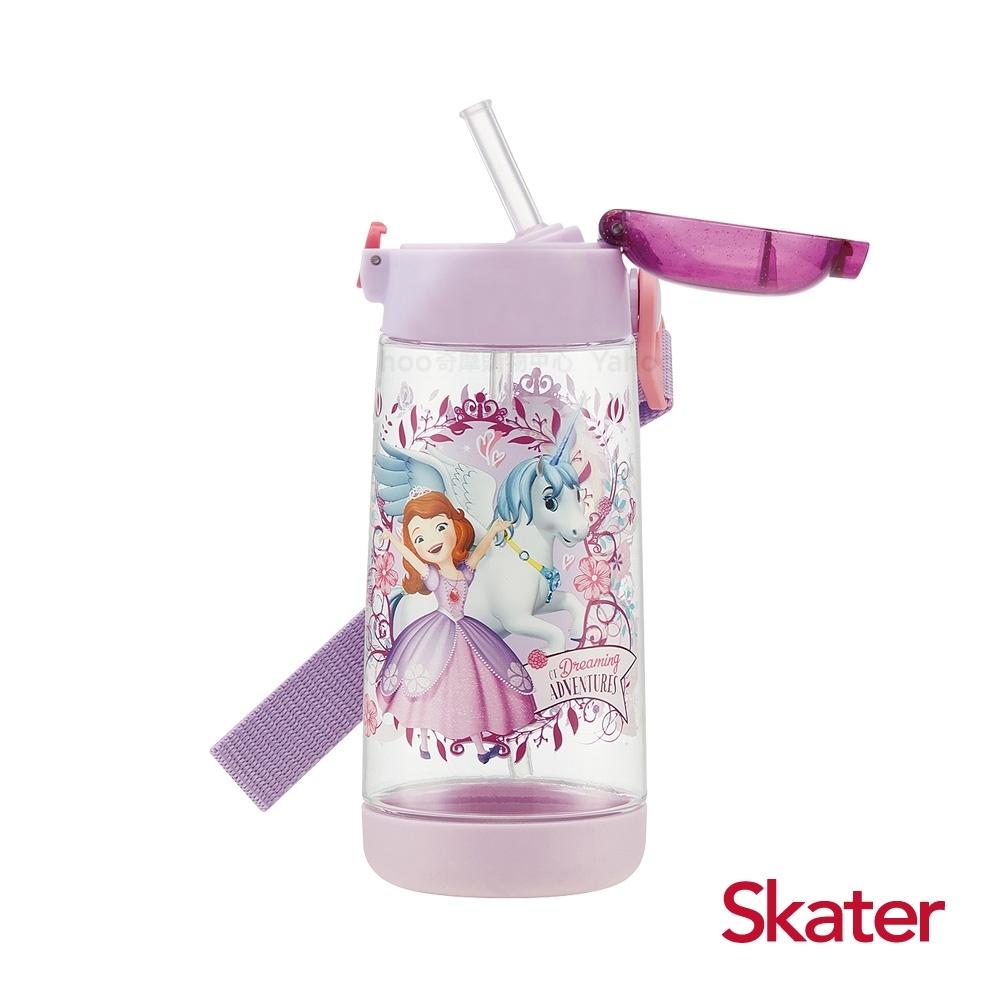 Skater 吸管水壺(480ml)PET 蘇菲亞