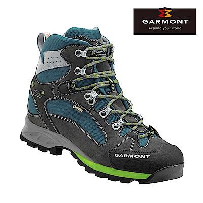 GARMONT 男GTX大背包健行鞋Rambler 夜藍色