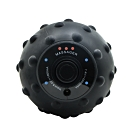 電動按摩球 筋膜球 肌肉按摩器 震動紓壓硬球 充電式矽膠凸點瑜珈球 健身球