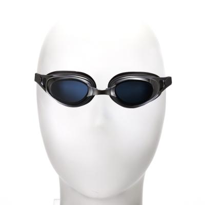 聖手牌 泳鏡 黑框眼罩平光防霧泳鏡