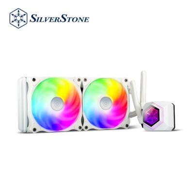SilverStone銀欣 PF240W-ARGB 高效一體式水冷散熱器