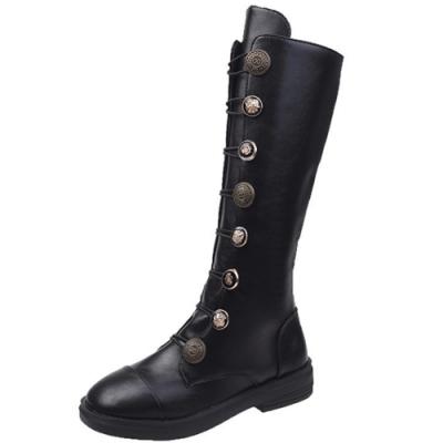 KEITH-WILL時尚鞋館 追加款情趣陷阱中短筒靴