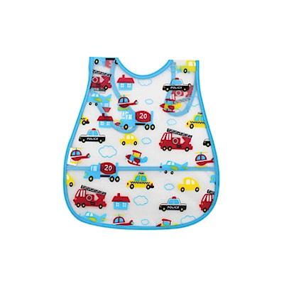 baby童衣 動物圖案防水圍兜 36063
