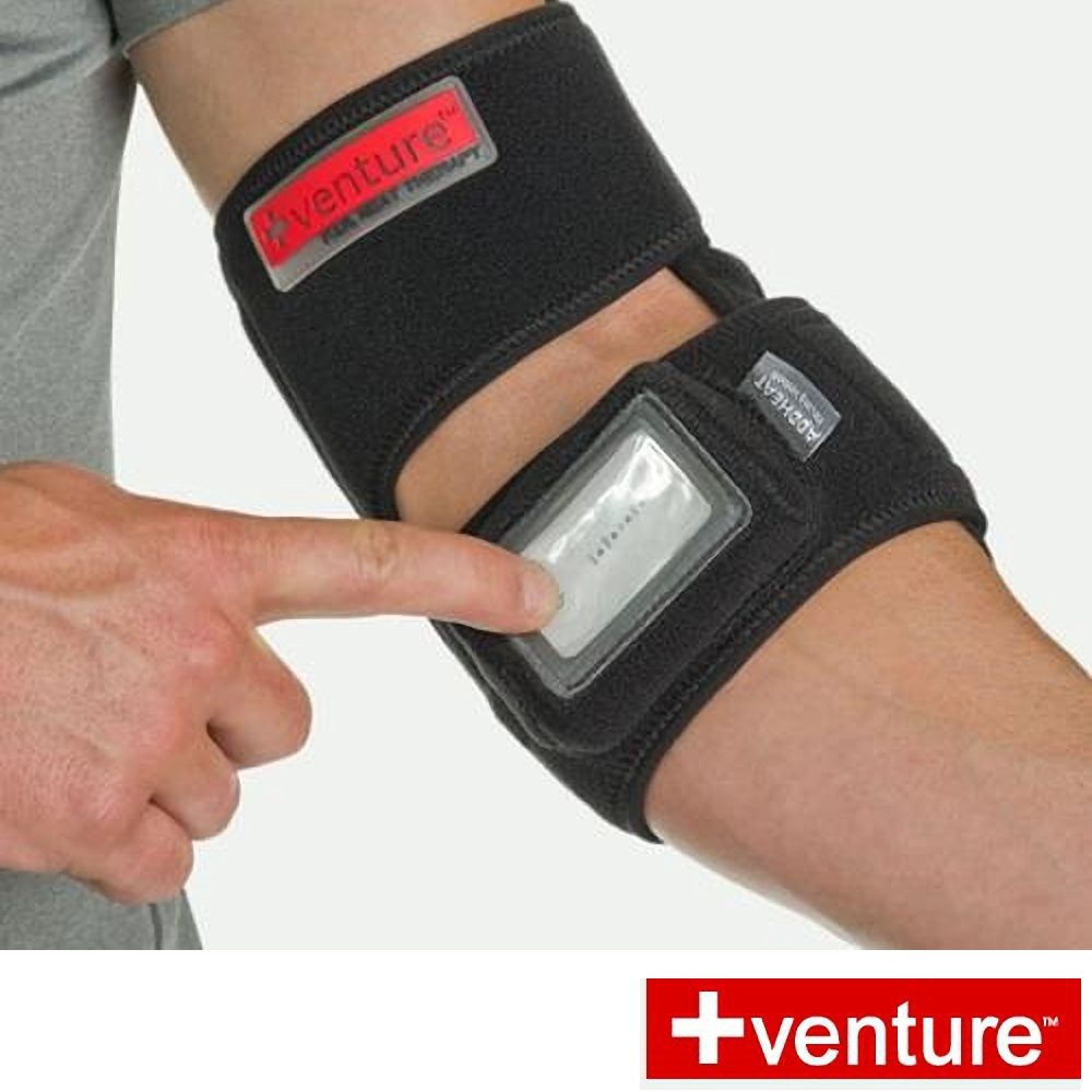 +venture SH-85 鋰電手肘熱敷墊