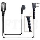 HORA HR-802 無線電對講機專用 耳塞式 耳機麥克風 (K型 2入)