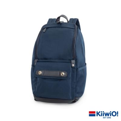 Kiiwi O! 實用尼龍系列 筆電/後背包 MAEVE 藏青