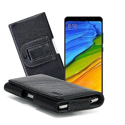 Xmart Samsung Galaxy J4 / J6  麗緻真皮腰掛皮套