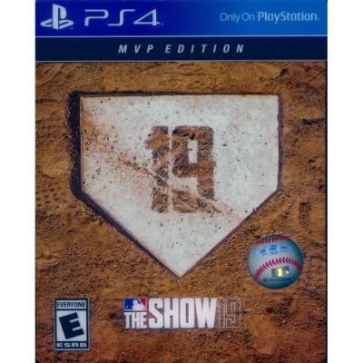 美國職棒大聯盟 19 MVP版 MLB The Show 19 MVP EDITION - PS4 英文美版