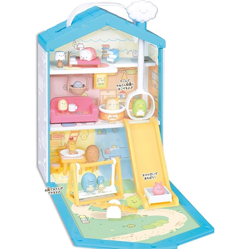 TAKARA TOMY - 角落小夥伴娃娃屋