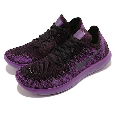 Nike 慢跑鞋 Free RN Flyknit 女鞋