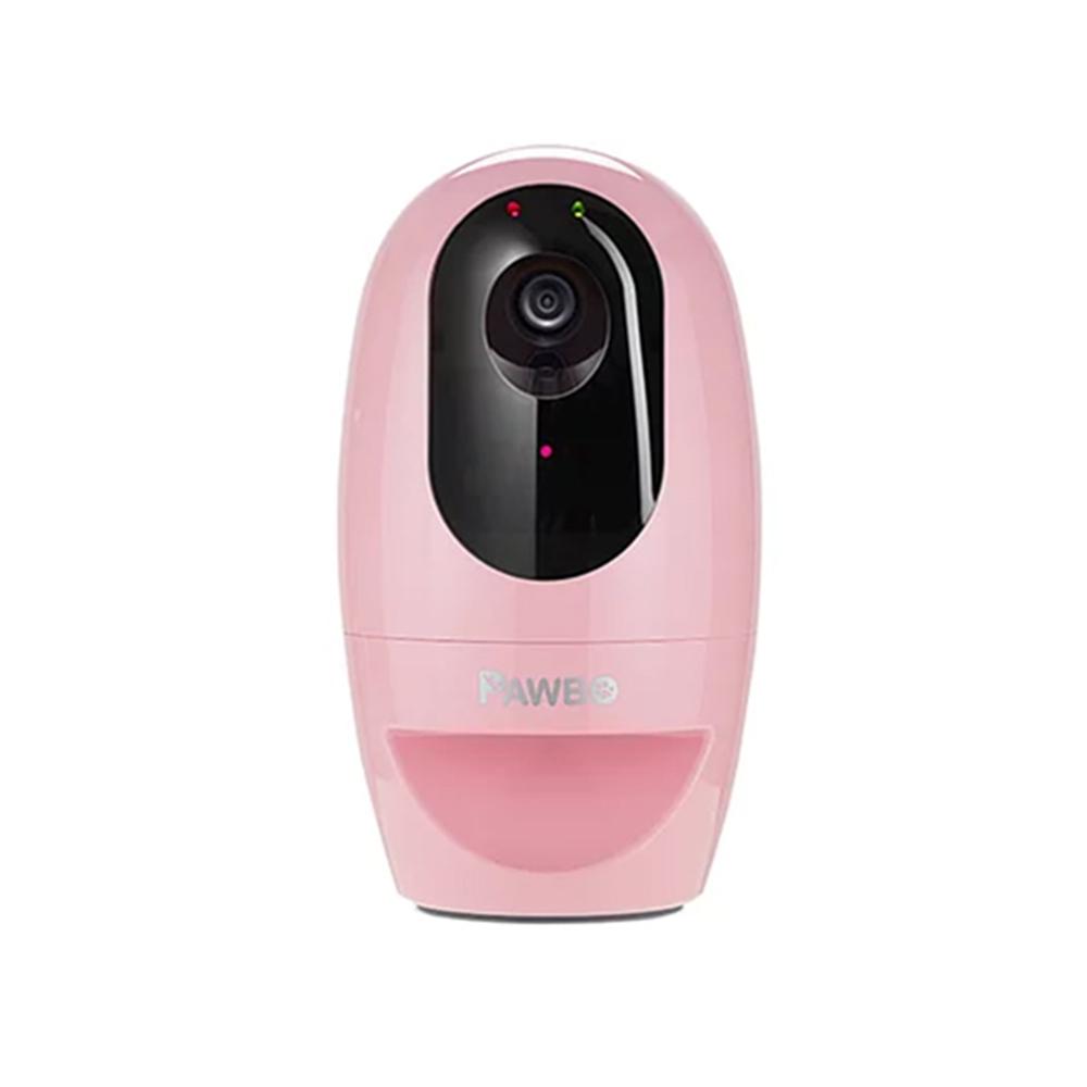 波寶Pawbo+粉色寵物互動攝影機