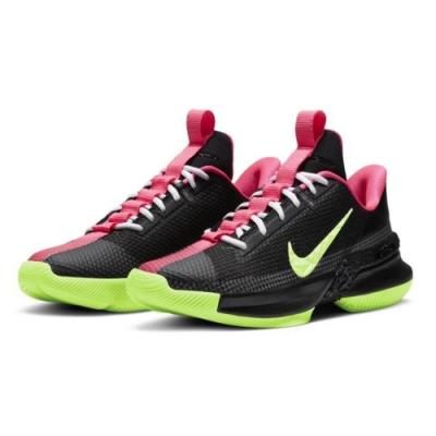 NIKE 籃球鞋 緩震 包覆 運動鞋 男鞋 黑 CQ9329001