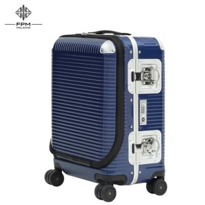 FPM MILANO BANK LIGHT Indigo Blue 系列20吋商務登機箱 海軍藍