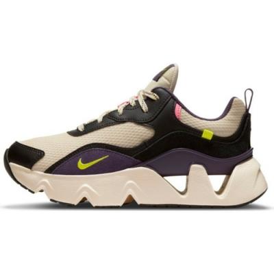Nike Ryz 365 2 女 休閒鞋 米黃黑-CU4874200
