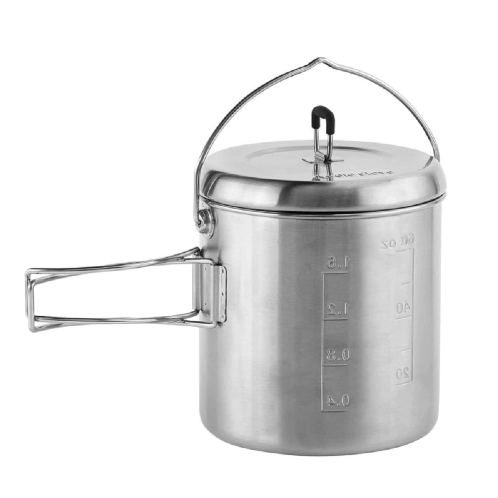 SOLO STOVE 不鏽鋼鍋 1800ml POT2 product image 1