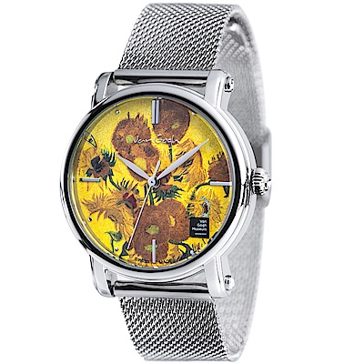 梵谷Van Gogh Swiss Watch梵谷經典名畫女錶(OPSL-MB)