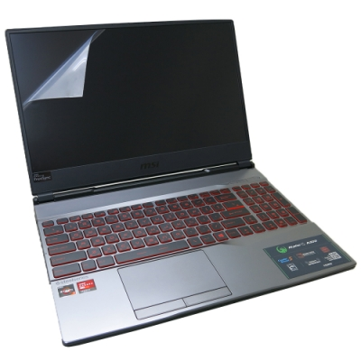 EZstick MSI ALPHA 15 A3DC 專用 筆電 螢幕保護貼
