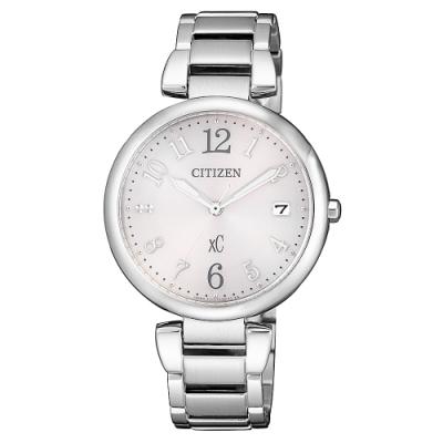 CITIZEN 星辰xC光動能優雅時尚手錶EO1190-54W-銀/33mm