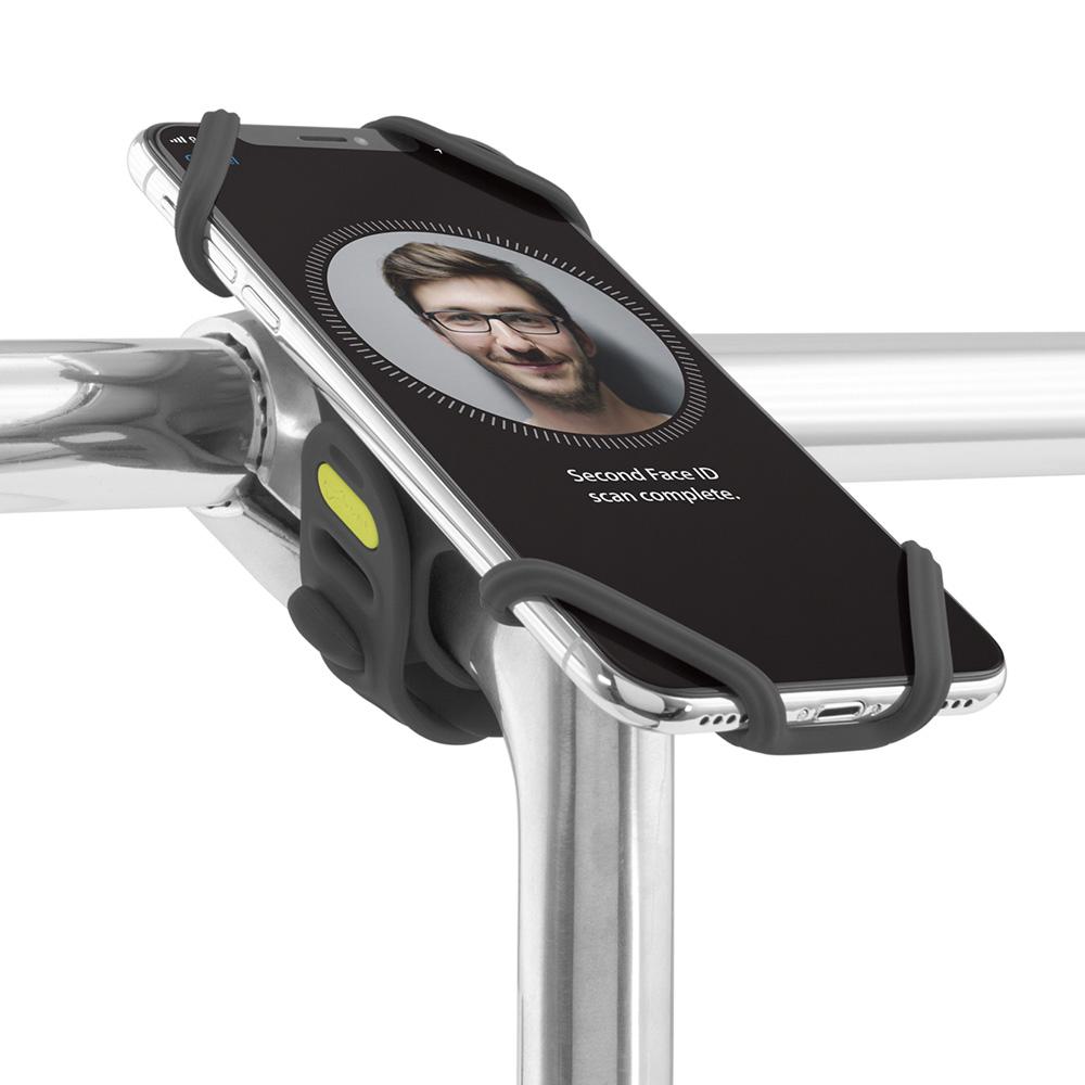 【Bone】單車手機龍頭綁第二代 Bike Tie Pro 2-黑
